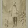 S sviatago kliucha chrez Ural na vstrechu Avgusteishago Perventsa Russkago Tsaria. Iiul 1891 goda.