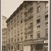 Astor House: Vesey Street and Broadway