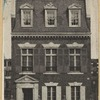 A delightful rendering of simple Colonial motives. 123 East 73rd St., New York City