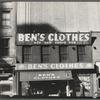 Ben's Clothes.