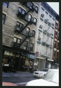 Block 483: Sullivan Street between Prince Street and Spring Street (east side)
