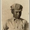 Negro boy near Vicksburg, Mississippi