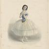 Mme. Ferraris, dans le ballet des Elfes.