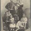 Diedeutsche Kaiserfamilie. Nach einer im Verlage von Arthur Jünger in Berlin erschienenen Photographie