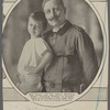 The kaiser and his eldest grandson, Prince Frederick William of Prussia, born on the Fourth of July, 1906, who will some day be German Emperor