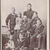 Die kaiserliche Familie im Jahre 1896