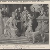 The kaiser and his family at Potsdam