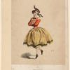 Melle Legrain dans Le corsaire, Théâtre de l'Opéra