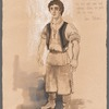 Don Giovanni: Costume: Mazetto