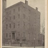 The last dwelling house in Broadway--the Goelet Mansion