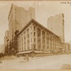 Loft buildings with clothing shops and garment companies: Keith & Proctor's Theatre