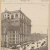 Liveliest section of New York's greatest buisness street--Broadway