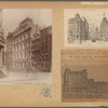 General views, Broad St. & Wall St.