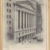 New York Stock Exchange, Broad Street, near Wall