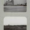 8) Tserkov i ploshchad v Stolovichakh; 9) Greblia i ulitsa, po kotorym russkie vorvalis v Stolovichi