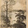 The Hudson, looking toward the Palisades