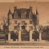 A mansion that remains: The Schwab House on Riverside Drive