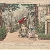 Scene aus dem Kobold. Feenballet in zwei Abtheilungen und fünf Tableaux von Hrn. J. Perrot