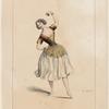 Académie Royale de Musique. Melle Carlotta Grisi dans Paquita. 1r acte