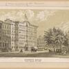 Everett House. Union Square, N.Y. 1856