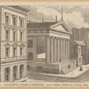 Sub-treasury, former custom-house. Wall Street, corner of Nassau, 1866