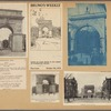 General views, Washington Arch, Washington Sq.