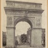 Washington Arch, Washington Sq.