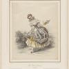 Melle Pauline Leroux. Pas villagèois