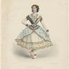 Melle Marquet, dans le ballet du Dieu et la bayadère