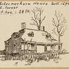 Schermerhorn House, built 1690. S.E. corner 3rd Ave. & 28 St.