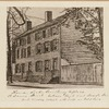 Thomas Kirk's Printing Office site of first Brooklyn Sunday School (1816)