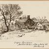 Cooper Farmhouse Bushwick Ave. & Weirfield St. Bushwick