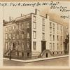Cap. Peck home of Dr. Me. Reid Clinton & Pierrepont St. razed 1904