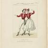 Costumes de Perrot et de Mme. Grisi Perrot dans Zingaro. Opéra, Th. de la Renaissance.