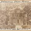 Delmonico  Stone House. Delmonico  Place bet. Ellery St. & Park Ave.