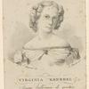 Virginia Kenebel, prima ballerina di grazia.
