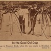 In the good old days. A group in Prospect Park, when life was simple in Brooklyn (about 1892)