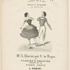 andaluza. A Spanish pas de deux composed by Ch. Hilariot. As danced by Melle. A. Hilariot, and Sr. de Vegas at Placide's Varietès, arranged for the piano forte by L. Gabici.