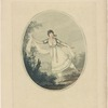 [Mde. Hilligsberg in the ballet of Ken-si & Tao, performed for her Benefit the 14th of May 1801.