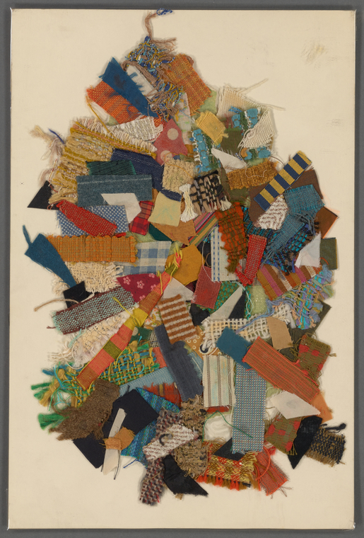Fabric Swatches Nypl Digital Collections