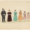 [Tevye, Golde] Hodel, Chava [Bielke, Schprintze] Wedding