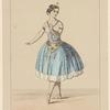 Carlotta Grisi as a fairy.