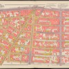 Double Page Plate No. 8, Part of Section 9, Borough of the Bronx: [Bounded by E. 149th Street, St. Anns Avenue, E. 142nd Street, Third Avenue, E. 141st Street and Morris Avenue]