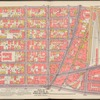 Double Page Plate No. 12, Part of Section 9, Borough of the Bronx: [Bounded by E. 156th Street, St. Anns Avenue, E. 149th Street, Morris Avenue and Park Avenue]