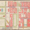 Double Page Plate No. 14, Part of Section 9, Borough of the Bronx: [Bounded by E. 165th Street, Walton Avenue, E. 166th Street, Morris Avenue, E. 161st Street and Jerome Avenue]