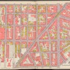 Double Page Plate No. 23, Part of Section 10, Borough of the Bronx: [Bounded by E. 161st Street, Hewitt Place, Longwood Avenue, Dawson Street, Leggett Avenue, Kelly Street, E. 152nd Street, Trinity Avenue, E. 156th Street and St. Anns Avenue]