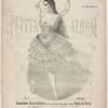 Pepita Album. Spanische Nationaltänze im k.k. priv. Carl-Theater in Wien, aufgeführt v. Senora Pepita de Oliva: Lith. Anst. v. G. Wegelein, Wien