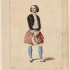 Théâtre de la Nation. Perrot, rôle d'Alain, dans La filleule des fées: Imp. Decan