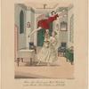 Herr Joh. Fenzl und Mad. Rohrbeck, in der Parodie 'Der Kobold' von Fr. X. Told