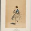 Théâtre impérial de l'Opéra. Madame Rosati, rôle de Médora dans Le corsaire: Lith. Godard, Paris